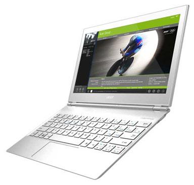 Ультрабуки Acer Aspire S7 скоро появятся в России