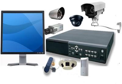 Основное оборудование для систем видеонаблюдения cctv