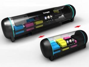 Retractable Printer - первый раздвижной принтер