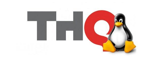 Компания THQ обдумывает разработку видео игр под Linux