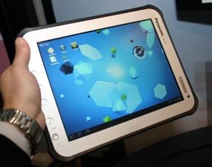 Новый прочный планшет от Panasonic
