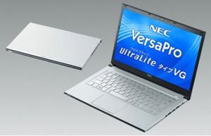 Новый уникальный ноутбук от компании NEC
