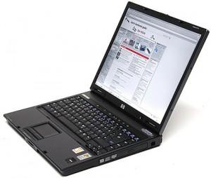 Деловой ноутбук от НР