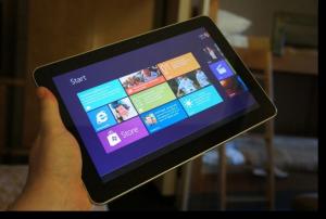 Планшеты на Windows 8 на рынке появятся позже