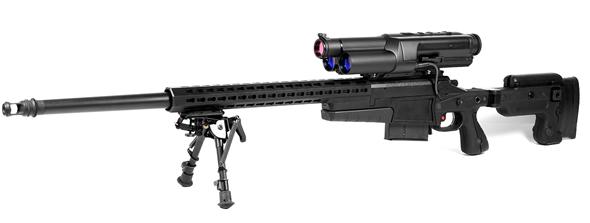 Американцы разработали снайперскую винтовку на ОС Linux