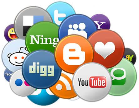 Социальные закладки и бесплатный пиар групп вконтакте