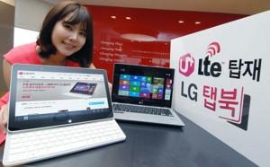 Ноутбук-трансформер от LG