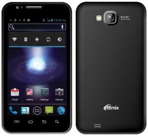 Обзор смартфона Ritmix RMP 500