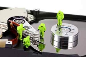 Восстановление утерянных данных
