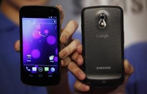 Первый смартфон на Android 4.0 - Galaxy Nexus