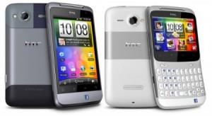 Новое поколение смартфонов от HTC