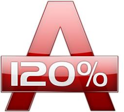 Преимущества программы Alcohol 120%