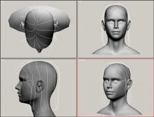 Моделирование в 3D Max