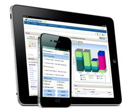 CRM система для iPad