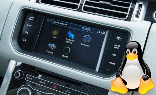 Операционная система Linux активно проникает в автомобили
