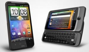 HTC запустила в продажу новый смартфон на Android