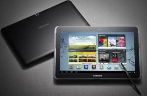 характеристиках планшета SamsungGalaxyNote