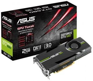 Видеокарта GTX 680
