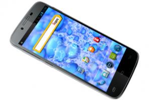 Четырехъядерный смартфон EXPLAY HD QUAD