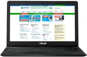 Красивый ноутбук Asus X502CA