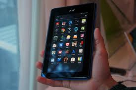 Планшет Acer Iconia Tab b1