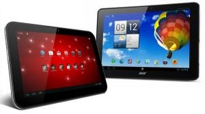 Интересный планшет Toshiba Excite 10
