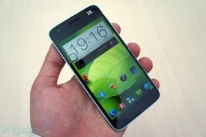 Интересный смартфон ZTE GRAND S