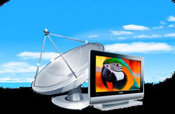 Спутниковое ТВ в Москве