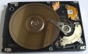 Поломка жестких дисков