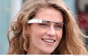 Описание очков от google glass