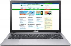 Обзор ноутбука ASUS X550CC