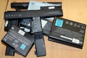 Эксплуатация аккумуляторов для ноутбука