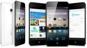 Интересный смартфон из Китая Meizu MX