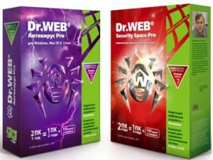Кое-что о защитной программе Dr.Web Security Space