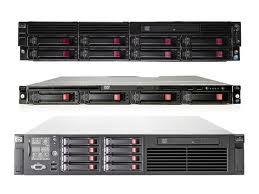Высокотехнологичный сервер HP ProLiant DL360p Gen8