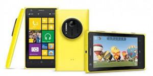 Нашумевший смартфон Nokia Lumia 1020