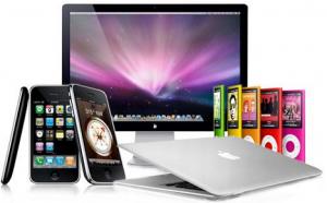 Особенности развития продукции компании Apple