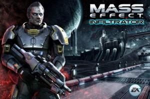 Игра Mass Effect Infiltrator