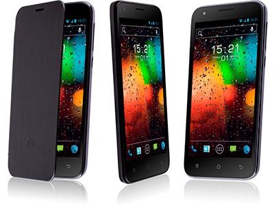 Android-смартфон с 5-дюймовым дисплеем от Fly