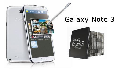 Компания Samsung за месяц продала 5 миллионов Galaxy Note 3