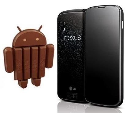 Galaxy Nexus получил неофициальные прошивки с Android 4.4 KitKat