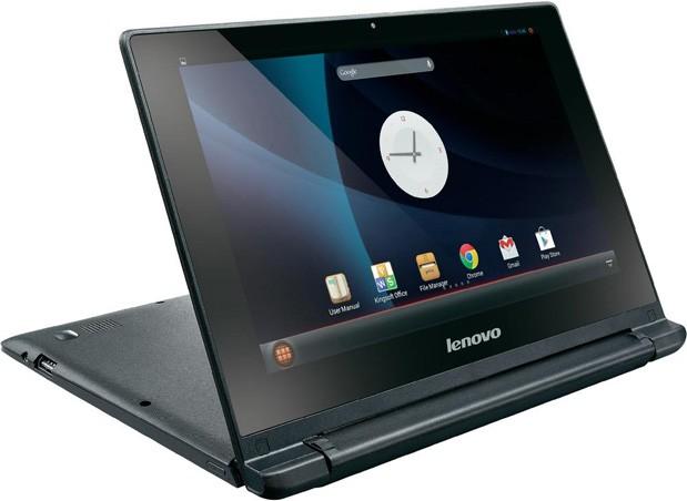Первый ноутбук на ОС Android от компании Lenovo