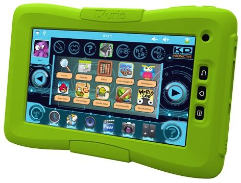 Появиля новый детский планшет, работающий на ОС Android