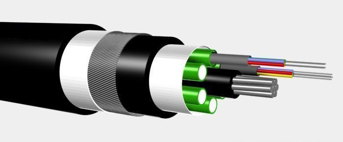 Оптоволоконные кабели