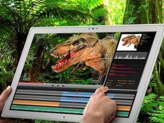 Новый гигантский планшет от Panasonic