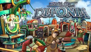 Приключенческая игра DEPONIA
