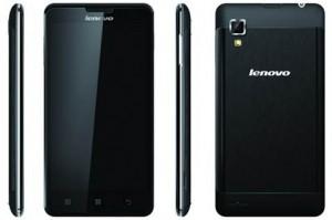 Интересный смартфон Lenovo P780