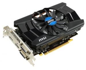 Видеокарта Radeon R7 260 1GD5