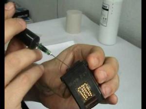 Как заправляются картриджи струйных принтеров