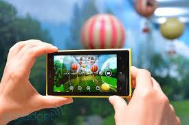 Камерофон Nokia Lumia 1020